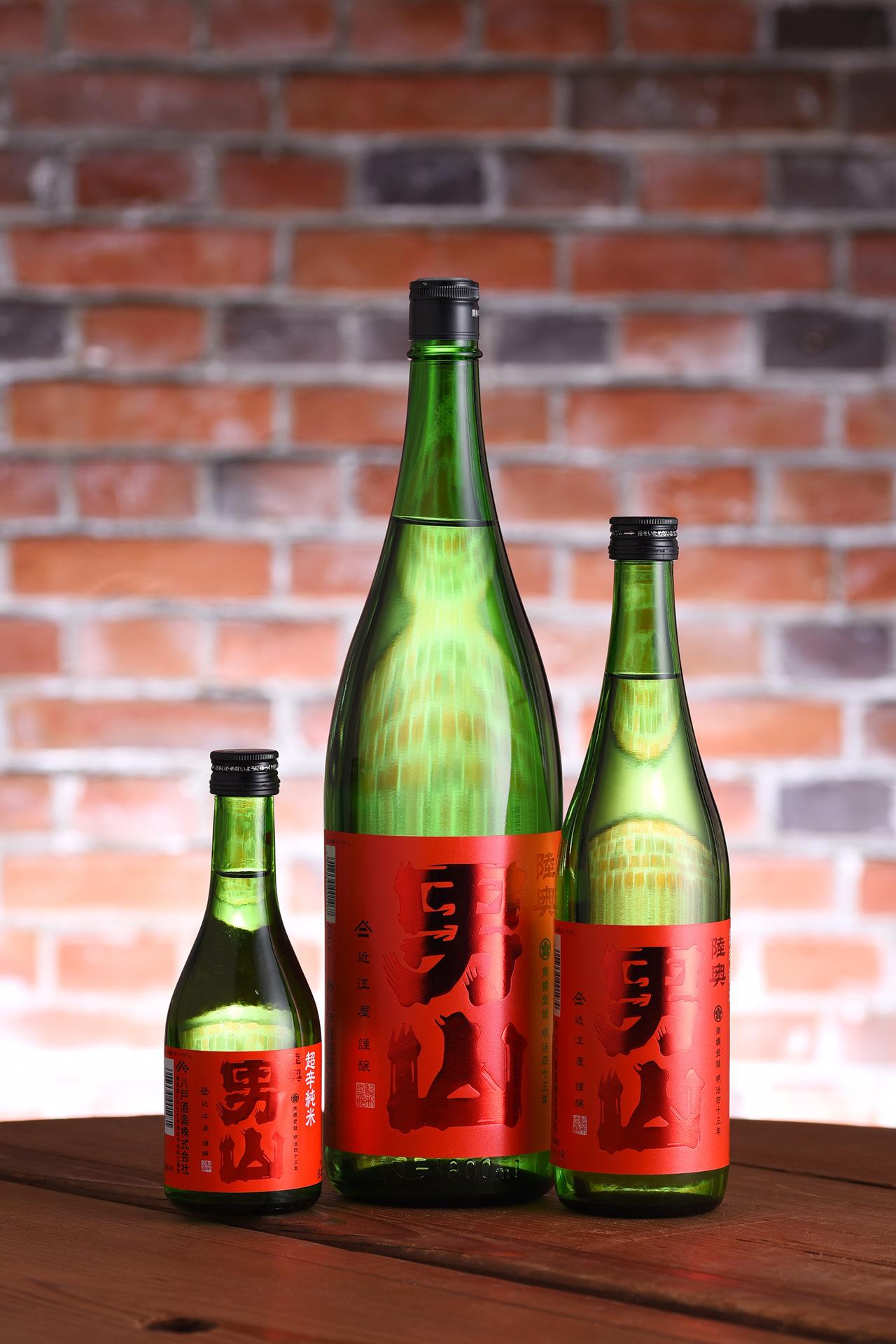 Mutsu Otokoyama Chokara (Super Dry) Junmai