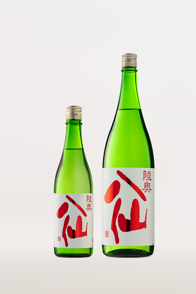 陸奥八仙 赤ラベル 特別純米(生・火入)