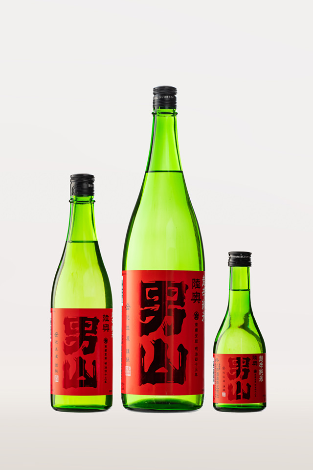 Mutsu Otokoyama Chokara (ultra sec) Junmai