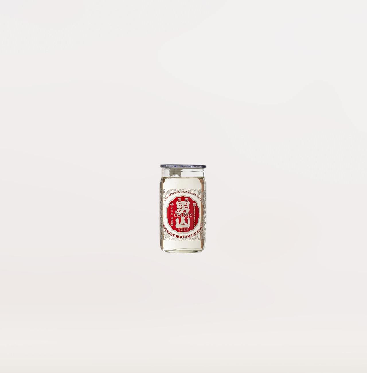 陸奥男山 カップ酒 180ml