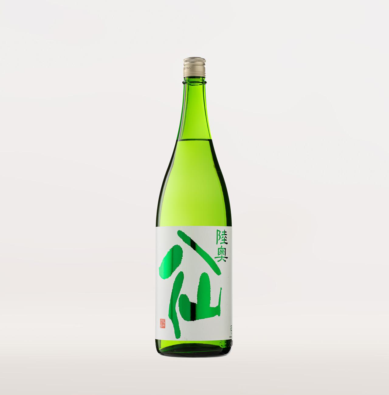 緑ラベル 特別純米 ひやおろし 1,800ml