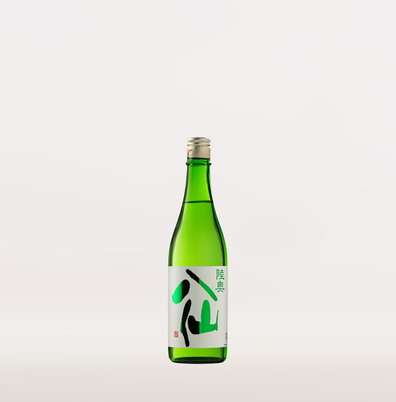 緑ラベル 特別純米 ひやおろし 720ml